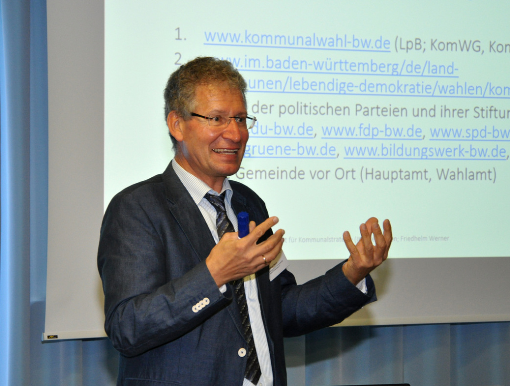 Friedhelm Werner Kongress
