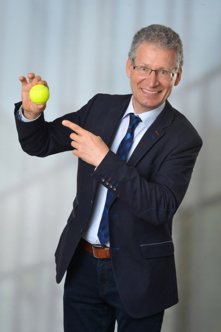 Friedhelm Werner Vorstellung
